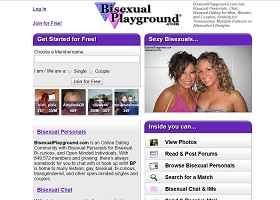Bisexual personals